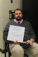 Assistant Principal Mr. Mahurin