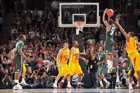 Michigan State beats Maryland